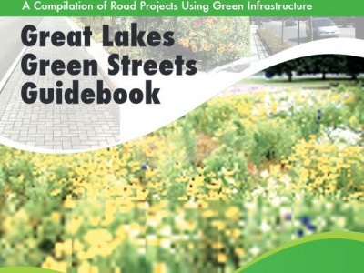 Whitehall project makes SEMCOG Green Streets Guidebook