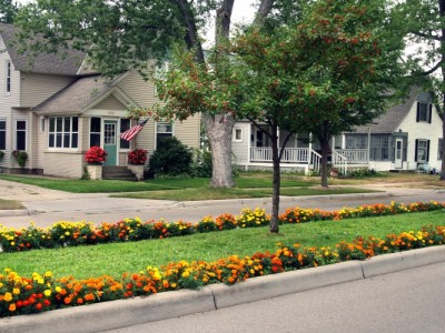 Grant Opportunities: Neighborhood Improvement • Historic Preservation