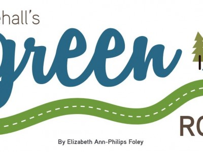 Whitehall's green street featured in MML Review