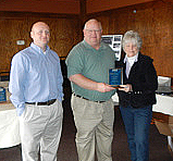 "Buchanan's McCoy Creek Restoration wins ASCE SW Branch ""Outstanding Civil Engineering Achievement Award"""