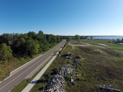 Whitehall Lake Street Project Wins Third Place ASCE Quality of Life Award