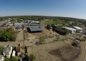 KCMHSAS Building Site