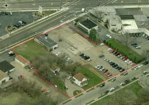 KCMHSAS Building Site_Before