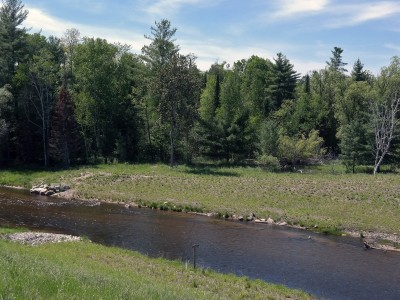 Boardman River alive and well at site of former Brown Bridge Dam