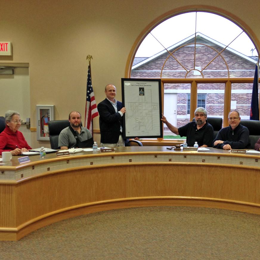 township board meeting