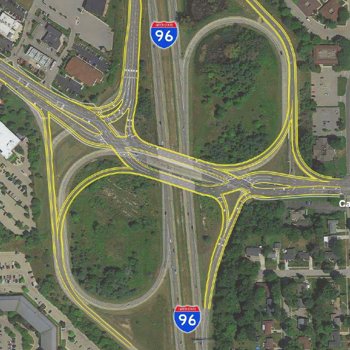 Cascade Road Interchange