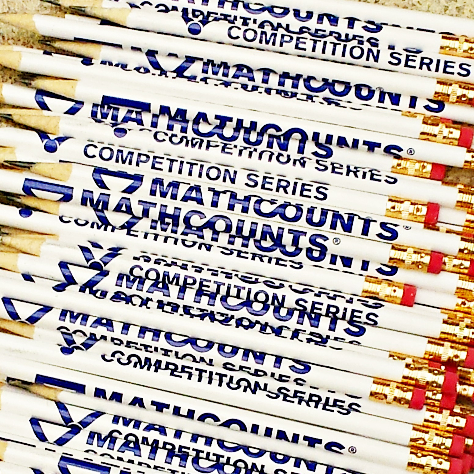Mathcounts Pencils