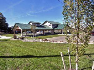 Farmers Market Trailhead community project