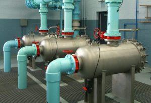 Allegan drinking water treatment plant