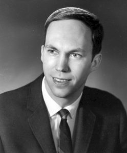 Thomas Newholf, founder of Miciigan's leading civil engineriing firms
