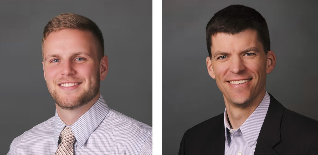 Two Prein&Newhof Engineers honored with MSPE Awards